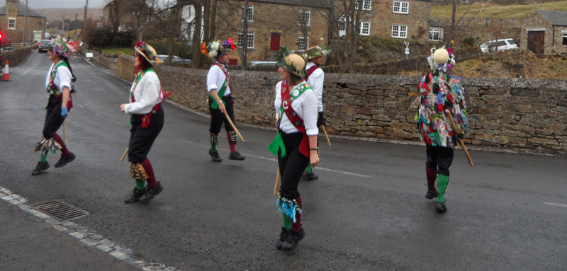 Crook Morris from Kendal