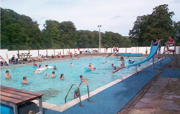 Stanhope open air pool weardale uk - An open air swimming pool crossword clue ...